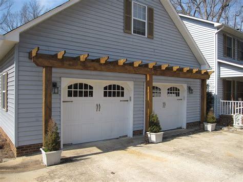 pergola garage door vinyl arbor garage door landscape design