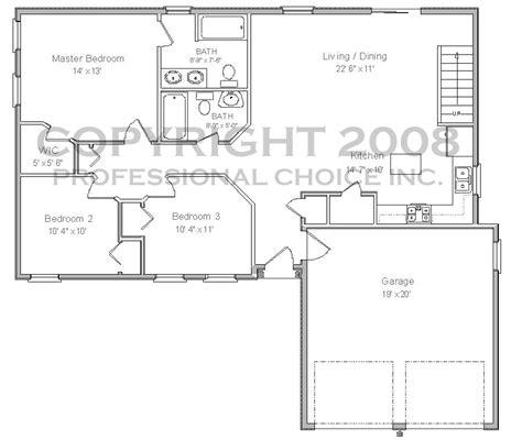 Watermark Floor Plan valley forge main level floorplan