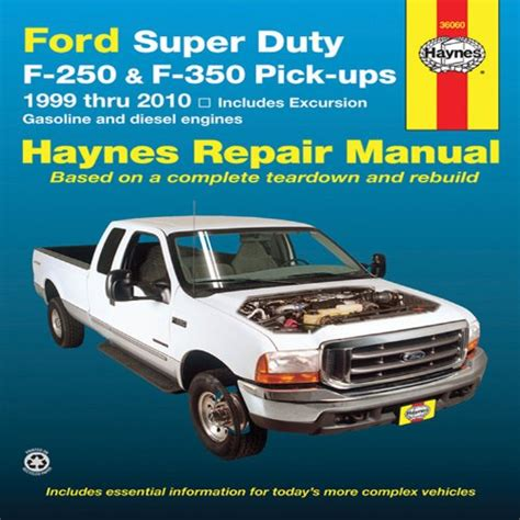 small engine maintenance and repair 2010 ford f250 user handbook cheapest copy of ford super duty f 250 f 350 pick ups 1999 thru 2010 includes gasoline and