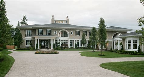 Thehousedesigners luxury house plans that rival dallas southfork the