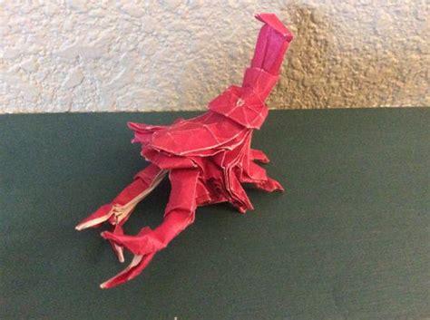 tadashi mori origami tadashi mori scorpion origami yoda