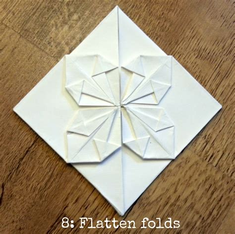 origami place cards wedding diy tutorial origami decorations place cards