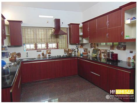 designs in kitchens budget house kerala home designers builder in thrissur india