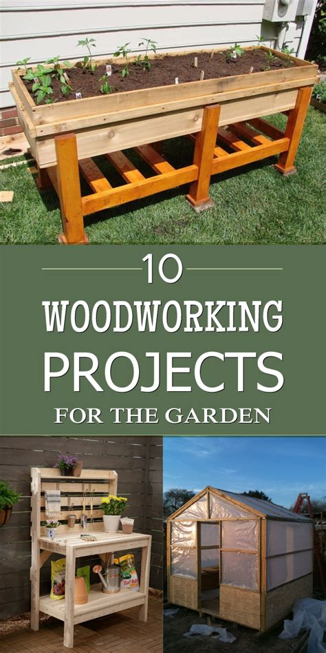 woodworking projects for garden 10 woodworking projects for the garden