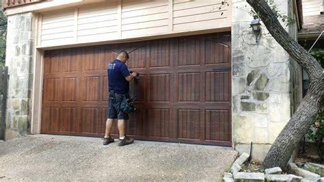 overhead door garage door new garage doors in installation