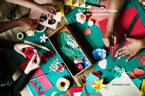 paper craft blogs top 25 paper craft blogs on the web papercraft website