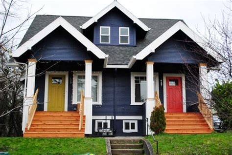 house paint colors exterior blue this land is portland exterior colors blue houses and house