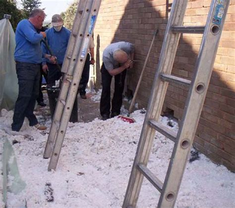 bead cavity wall insulation problems removing cavity wall insulation