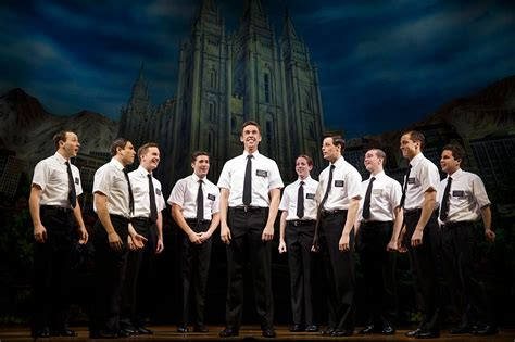 book of mormon picture the book of mormon nyc broadway org