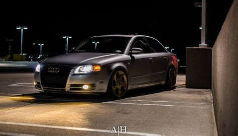 B7 Audi by How To Install Raceland Audi A4 B7 Coilovers Doovi