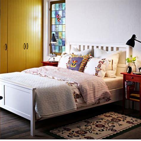 hemnes bed frame box ikea hemnes bed frame white wood desertcart
