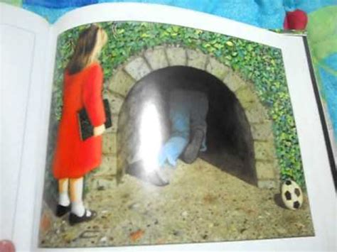 the tunnel picture book 터널 앤서니 브라운 the tunnel anthony browne