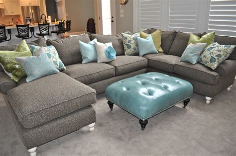 Dining Room Cushions u shaped sectional with chaise design homesfeed