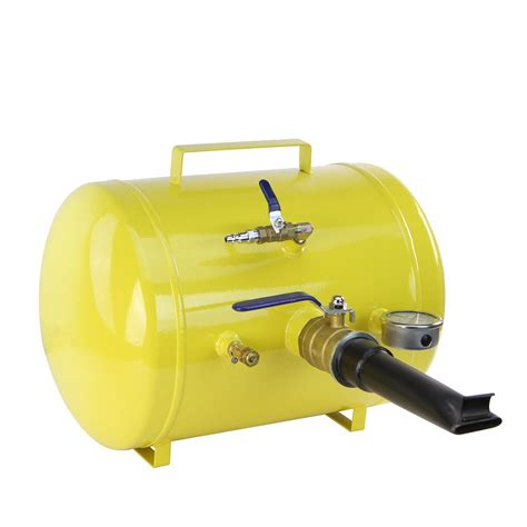 Air Compressor Tire Bead Seater 5 Gallon Tank Air Tool