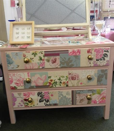 decoupage dressers 1000 images about painted papered decoupage 2 on