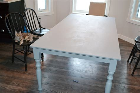 diy chalk paint dining table kitchen table and chairs painted with chalk paint