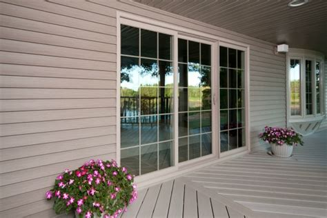 3 door patio doors sliding patio doors simonton windows doors