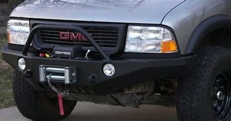 custom front and rear bumpers for s10 blazers blazer s10 blazer bumpers road autos post