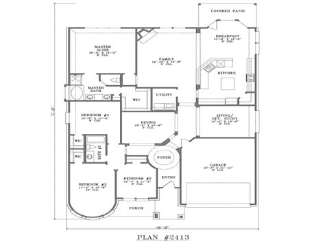 5 bedroom house plans 1 story 4 bedroom one story house plans 5 bedroom one story house plans mexzhouse