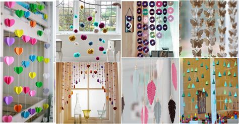 diy hanging decorations diy hanging window decorations that will brighten up your day