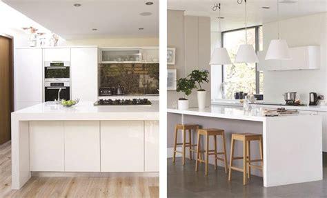 modern kitchen island bench kitchen design considerations for designing an island bench ibuildnew ibuildnew