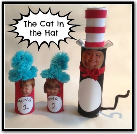 cat in the hat crafts for the cat in the hat craft