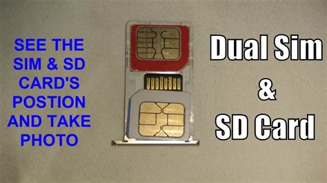 make a sim card how to insert dual sim with micro sd card in hybrid slot
