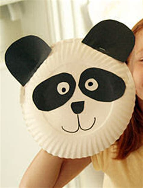 panda paper plate craft clever sprouts preschool p is for pumpkin