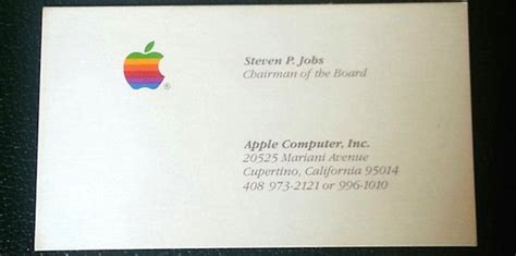 make business cards on mac got 3 000 you could buy steve business cards