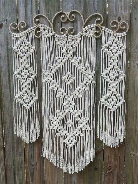 macrame ideas how to make macrame wall hanging diy projects craft ideas