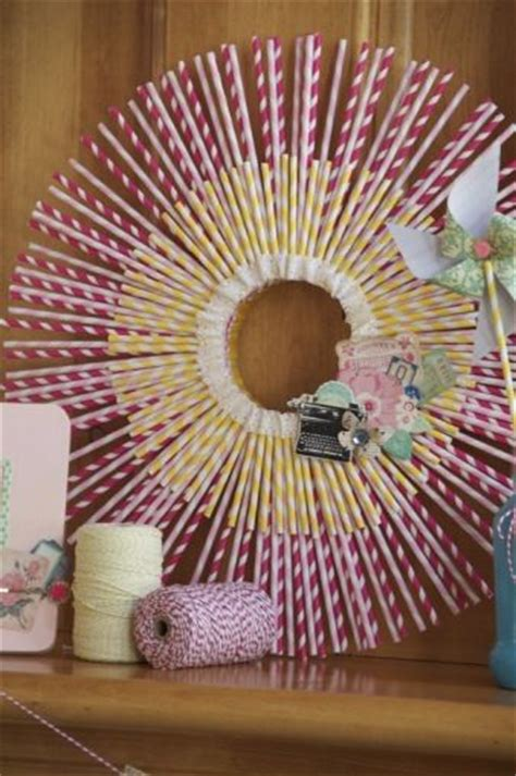 paper straw craft ideas 8 craft projects to do with striped paper straws