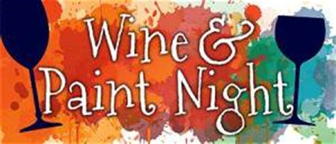 paint nite at zin wine bar american bars connecting bars everywhere