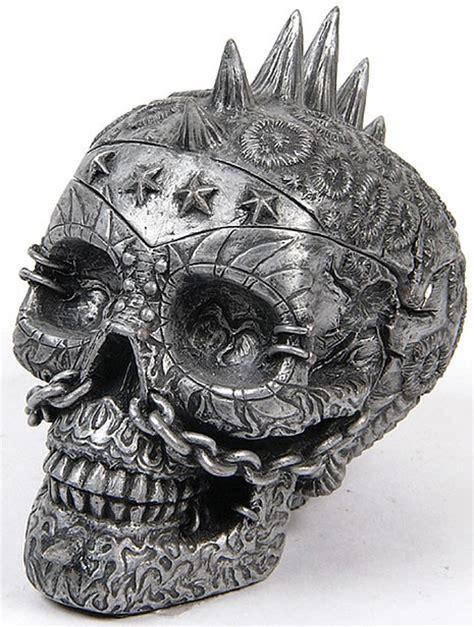 metal skull metal skull calaveras de azucar