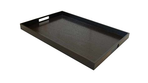 lacquer trays for ottomans plush home ottoman tray
