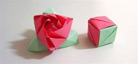 box flower origami modular origami how to make a cube octahedron icosahedron