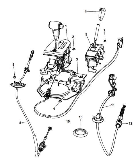 online service manuals 2010 jeep wrangler transmission control gear shift control for 2010 jeep wrangler mopar parts giant
