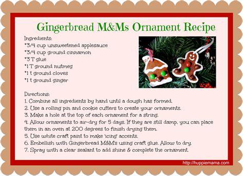 gingerbread ornaments recipe gingerbread ornament recipe our potluck family