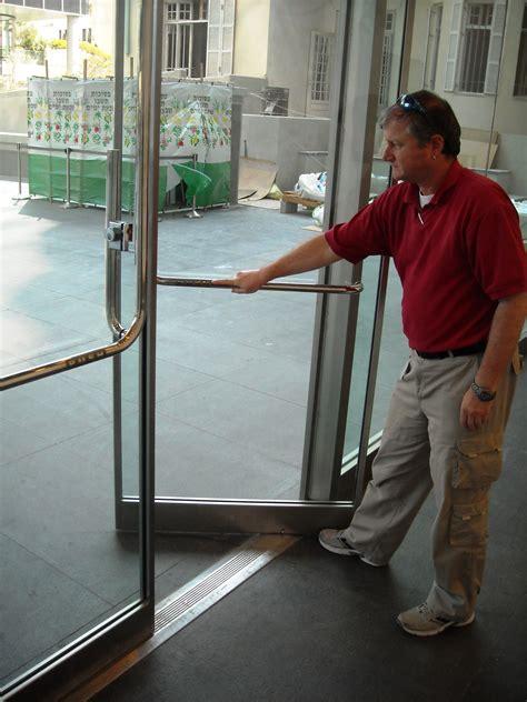 panic hardware for glass doors i dig hardware 187 panic hardware on balanced doors