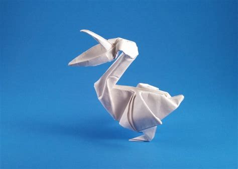 origami pelican birds in origami by montroll book review gilad s