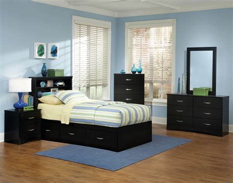 youth furniture bedroom sets jacob black storage bedroom set bedroom sets