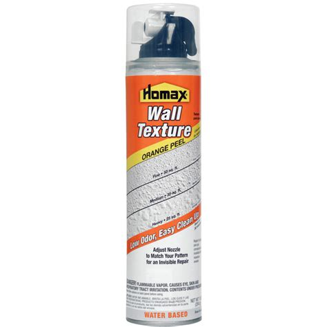 spray paint peel 20 oz homax 4092 aerosol texture water based orange peel