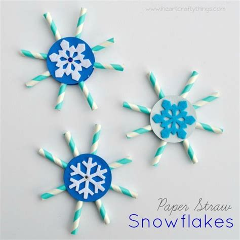 snowflake craft for 17 best images about january craft on