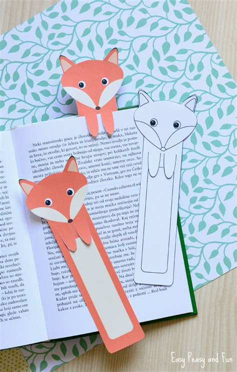 bookmark crafts for 25 best ideas about diy bookmarks on