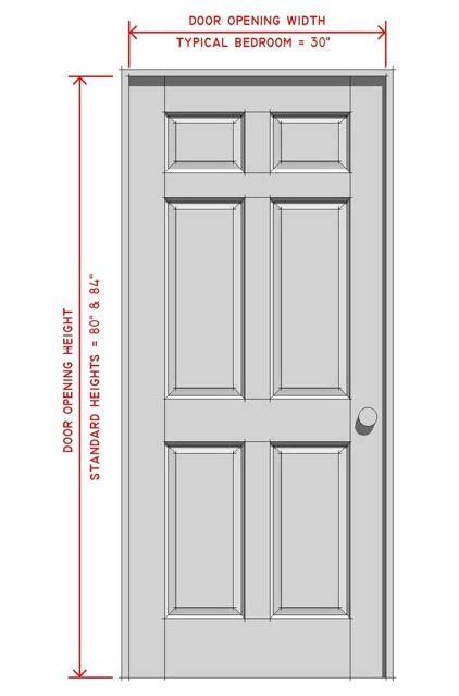 interior door sizes standard interior doors interior doors standard sizes
