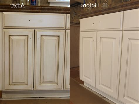 before and after kitchen cabinets glazing kitchen cabinets before and after changefifa