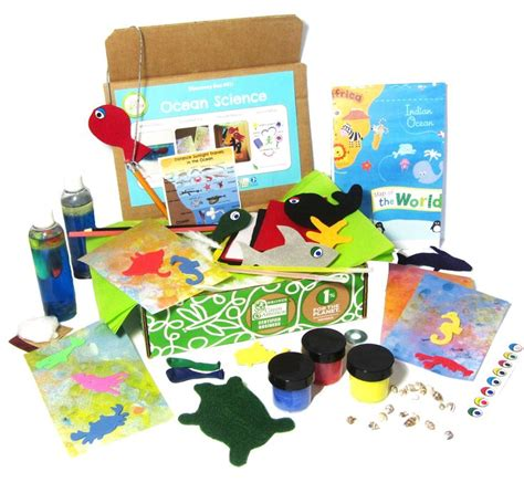 kid craft subscription box 29 best images about craft subscription for on