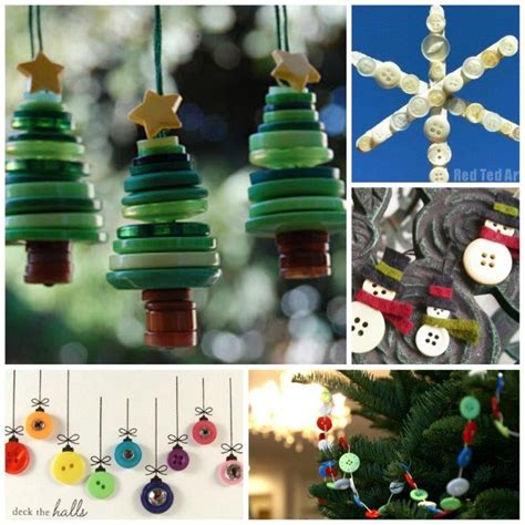 christma craft ideas button craft ideas including button gift ideas