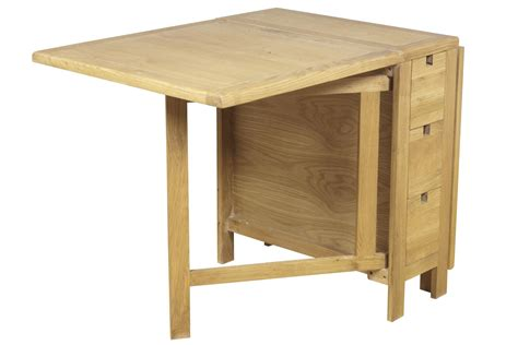storage dining tables adorable drop leaf table with chair storage homesfeed
