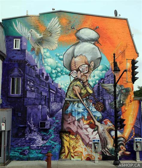 canadian painting festival los mejores murales urbanos y grafittis mundo