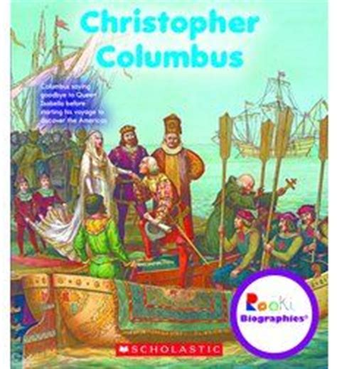 a picture book of christopher columbus can be used for social studies this book is about the